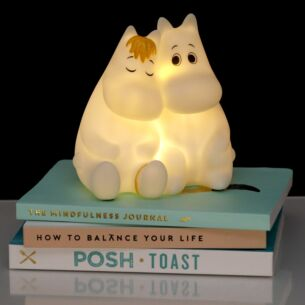 Small LED Moomin & Snorkmaiden Love Light