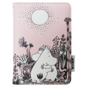 Moomin 'Love' Passport Holder
