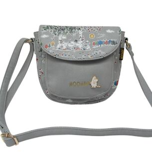 Moomin 'Meadow' Saddle Bag