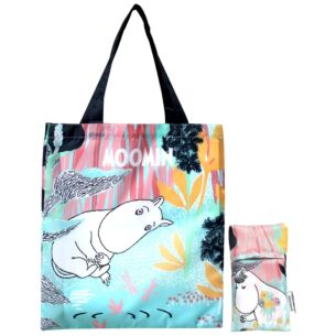 Moomin Pastel 'Midwinter' Recycled Shopper