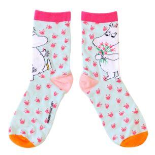 Moomin Bouquet Socks