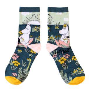 Moomin Lotus Socks