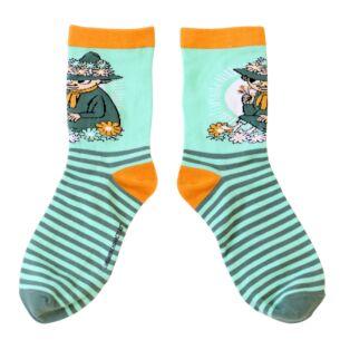 Moomin Snufkin Socks