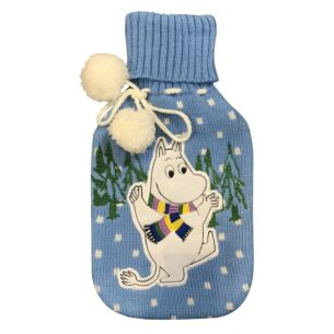 Moomin Winter Hot Water Bottle