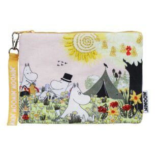 Moomin Camping Large Pouch Bag