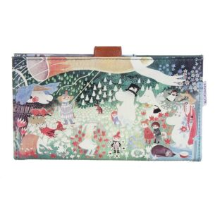 Moomin Dangerous Journey Travel Wallet