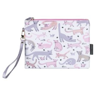 Over The Moon Cat Pouch with Strap