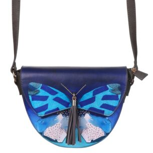 Papillon Saddle Bag