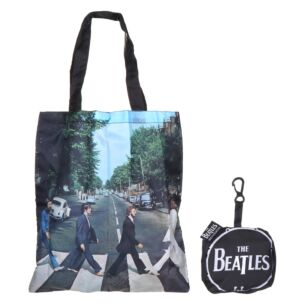 The Beatles Abbey Road Recycled Shopper