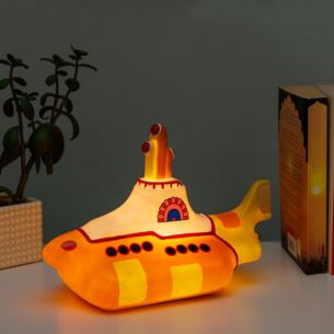 Large The Beatles Yellow Submarine Lamp