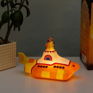 Small LED The Beatles Yellow Submarine Light