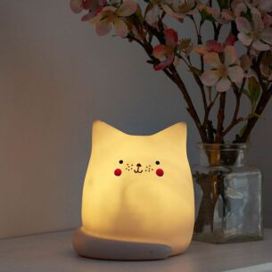 Small LED Hi-Kawaii Cat Lamp