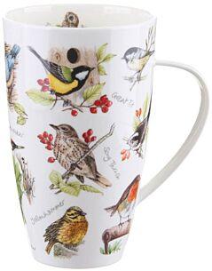 Birdlife Henley shape Mug