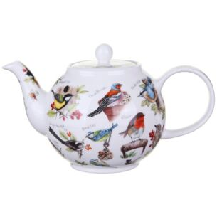 Birdlife Large Teapot