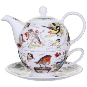 Birdlife Tea For One Set