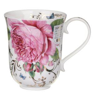 Vintage Rose Braemar Shape Mug