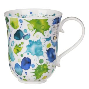 Whoops! Green Braemar Shape Mug