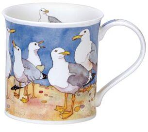 Seabirds Seagull Bute shape Mug