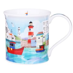 Shore Life Harbour Bute Shape Mug