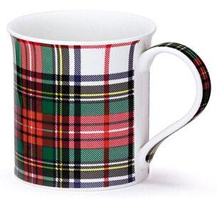 Tartans Stewart Bute shape Mug