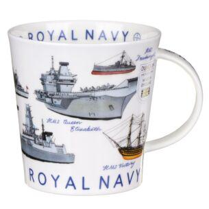 Armed Forces Royal Navy Cairngorm Shape Mug