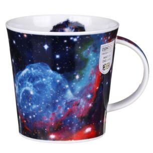 Cosmos Blue Cairngorm Shape Mug