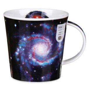 Cosmos Lilac Cairngorm Shape Mug