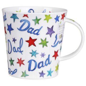 Dad 2021 Cairngorm Shape Mug