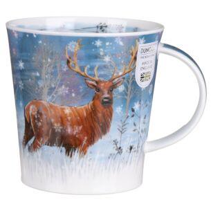 Moonlight Deer Cairngorm Shape Mug