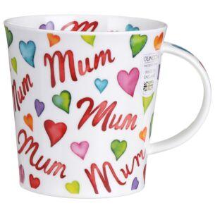 Mum 2021 Cairngorm Shape Mug