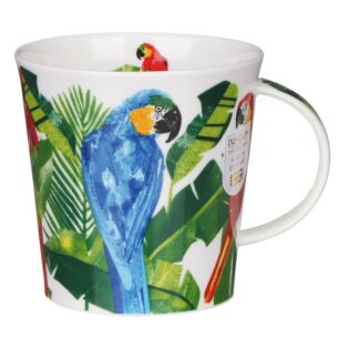 Macaw Merengue Cairngorm Shape Mug
