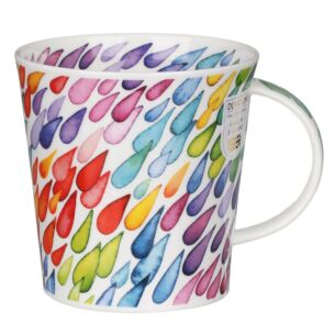 Monsoon Diagonal Cairngorm Shape Mug