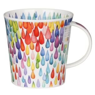 Monsoon Vertical Cairngorm Shape Mug