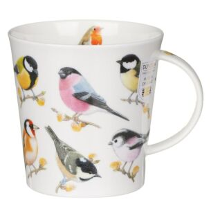 Song Bird Willow Cairngorm Shape Mug