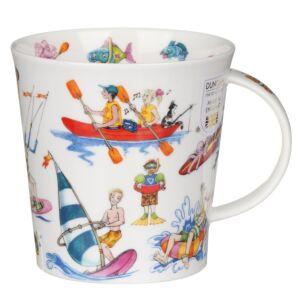 Troubled Waters Cairngorm Shape Mug