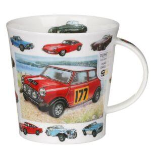 Vintage Collection Cars Cairngorm Shape Mug