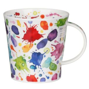 Whoops! Mixed Cairngorm Shape Mug