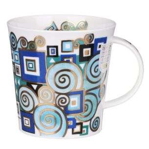 Fantastico Blue Cairngorm Shape Mug