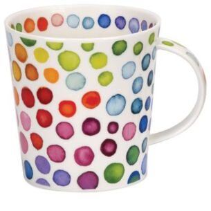 Hot Spots Cairngorm shape Mug