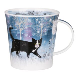 Moonbeam Cat Cairngorm Shape Mug