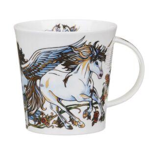 Mythicos Unicorn Cairngorm Shape Mug
