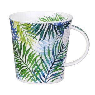 Dunoon Orinoco Palm Cairngorm Shape Mug