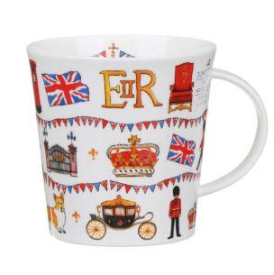 Regal London Cairngorm Shape Mug