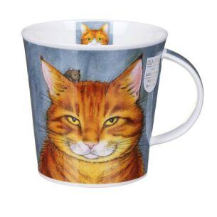 Rogue's Gallery Ginger Cairngorm Shape Mug