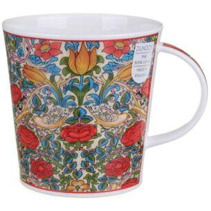 Arts & Crafts Rose Cairngorm shape Mug