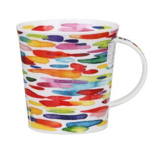 Slapdash! Red Cairngorm Shape Mug