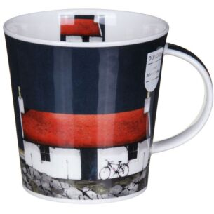 Highland Retreat Bike Cairngorm Shape Mug