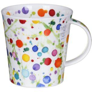 Splodge Cairngorm Shape Mug