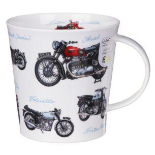 Classic Collection Bikes Cairngorm shape Mug