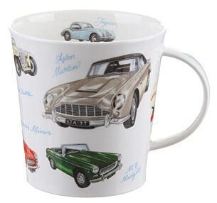 Dunoon Classic Collection Cars Cairngorm shape Mug